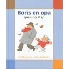 Aartsen, Marijke en Carin Vogtlander: Boris en opa gaan op stap