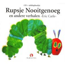 Carle, Eric: Rupsje Nooitgenoeg en andere verhalen (cd + uitklapboekje)