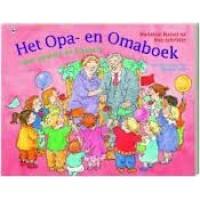 Busser, Marianne en Ron Schroder met ill. van Dagmar Stam: Het opa- en omaboek voor peuters en kleuters
