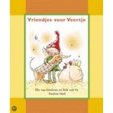 Lieshout, Elle van en Erik van Os met ill. van Pauline Oud: Vriendjes voor Veertje
