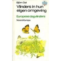 Dal, Bjorn: Vlinders in hun eigen omgeving, Europese dagvlinders van Noord-Europa