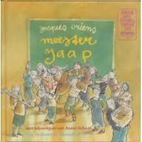 Vriens, Jacques met ill. van Annet Schaap: Meester Jaap  (hardcover)