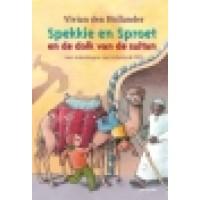 Hollander, Vivian den met ill. van Juliette de Wit: Spekkie en Sproet en de dolk van de sultan