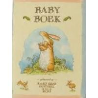 Babyboek gebaseerd op Raad eens hoeveel ik van je hou