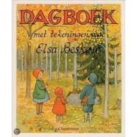 Beskow,Elsa: Dagboek met tekeningen van Elsa Beskow