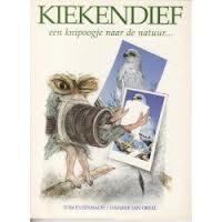 Eyzenbach, Tom en Danker Jan Oreel: Kiekendief, een knipoogje naar de natuur...