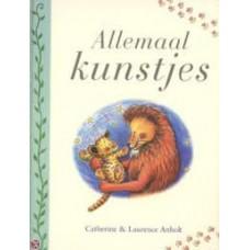 Anholt, Catherine en Laurence: Allemaal kunstjes
