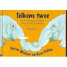 Wallace, Karen en Ross Collins: Telkens twee, een informatief boek voor jonge kinderen