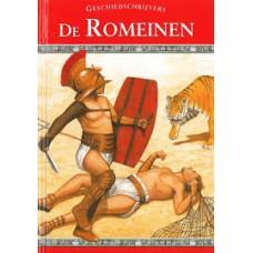 Geschiedschrijvers: De Romeinen door Clare Oliver