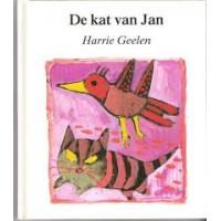 Kinderboekenweekgeschenk 1995: De kat van Jan door Harrie Geelen