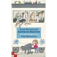 Kinderboekenweekgeschenk 1990: Jorrie en Snorrie door Annie MG Schmidt