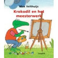 Kinderboekenweekgeschenk 1988: Krokodil en het Meesterwerk door Max Velthuijs