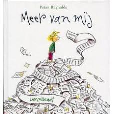 Reynolds, Peter: Meer van mij