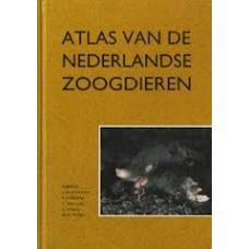 Broekhuizen, Hoekstra, etc: Atlas van de Nederlandse zoogdieren ( KNNV boek 56)