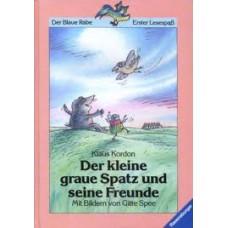 Kordon, Klaus met ill. van Gitte Spee: De kleine grijze mus en zijn vrienden