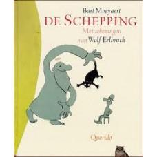 Moeyaert, Bart met ill. van Wolf Erlbruch: De schepping
