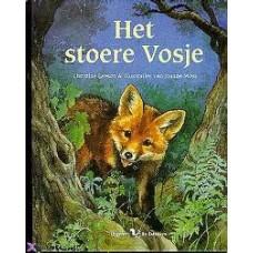 Leeson, Christine met ill. van Joanne Moss: Het stoere vosje