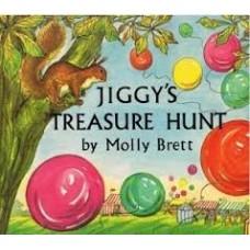 Brett, Molly: Jiggy's treasure hunt (Engels)