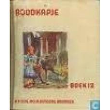 Roodkapje naverteld door AD Hildebrand met ill. van Wim van Nieuwenhoven