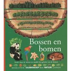 Sesam Junior Kaleidoskoop voor de natuur: Bossen en bomen
