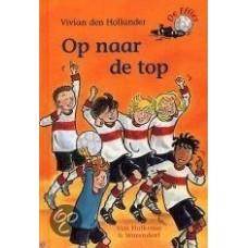 Hollander, Vivian den met ill. van Saskia Halfmouw: De Effies, op naar de top