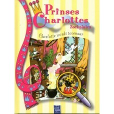 Prinses Charlottes zoekplaten: Charlotte wordt tovenaar