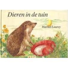 Laurey, Harriet: Dieren in de tuin