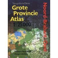 Grote Provincie Atlas Utrecht 1: 25000