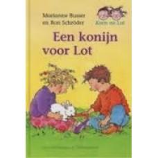 Busser, Marianne en Ron Schroder met ill. van Dagmar Stam: Koen en Lot, een konijn voor Lot
