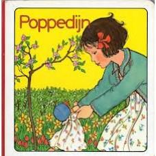 Cramer, Rie: Poppedijn  ( karton met linnen rugje) 1045 B