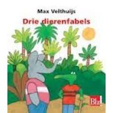Velthuijs, Max: Drie dierenfabels ( kleine uitgave)
