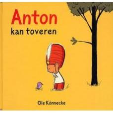 Konnecke, Ole: Anton kan toveren ( groot formaat )