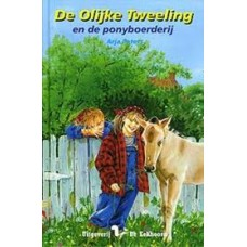 De olijke tweeling en de ponyboerderij ( Arja Peters)
