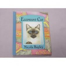 Bayley, Nicola: Poes speelt olifant (mini prentenboekje)