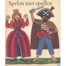 Kinderboekenweekgeschenk 1969: Spelen met spullen door Cecilia Lichtveld