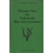 Margadant, Wim en Heinjo During: Beknopte flora van Nederlandse  blad- en levermossen