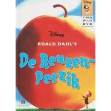 Dahl, Roald: De Reuzenperzik (Disney boek met dvd )