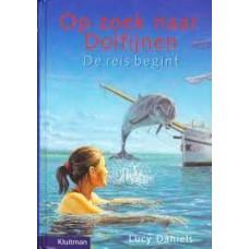 Daniels, Lucy: Op zoek naar de Dolfijnen, De reis begint