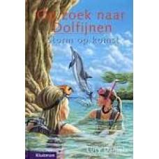 Daniels, Lucy: Op zoek naar de Dolfijnen, Storm op komst