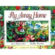 Martin, Stuart en Jane Edgecombe: Vlieg naar huis ( pop-upboek)