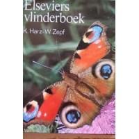 Harz, K en W. Zepf: Elseviers vlinderboek