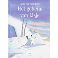 Genechten, Guido van: Het geheim van Ijsje ( kleine uitgave)