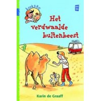 Graaff, Karin de: Luuk en Bo, het verdwaalde bultenbeest  (avi E4)