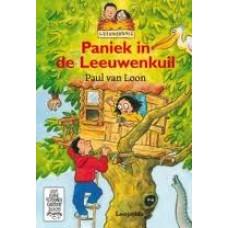 Loon, Paul van: Leeuwenkuil, paniek in de leeuwenkuil