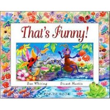 Martin, Stuart en Sue Whiting: Dat is pas leuk ( pop-upboek)