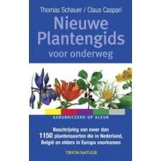Schauer, Thomas en Claus Caspari: Nieuwe plantengis voor onderweg ( meer dan 1150 soorten)