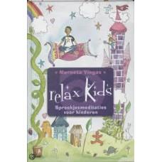 Viegas, Marneta: Relax Kids, sprookjesmeditaties voor kinderen