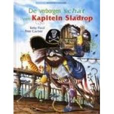 Paul, Korky en Peter Carter: De verborgen schat van kapitein Sladrop