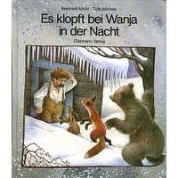 Michi, Reinhard en Tilde Michels: Es klopft bei Wanja in der nacht (Duits)