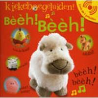 Parfitt, Rachael: Kiekeboegeluiden beeh beeh! ( met geluid)